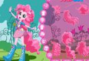Dress up Pinkie Pie